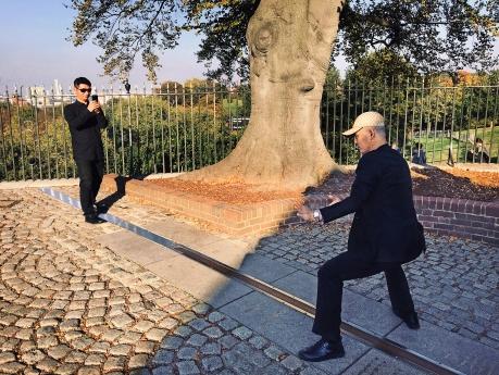 Greenwich Observatory iDiarist Blog v2